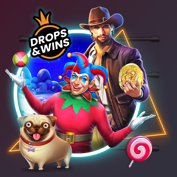 €2 Millionen in Drops & Wins